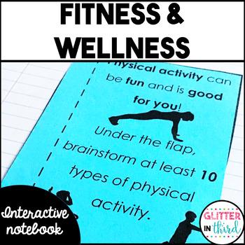 Health & Wellness Interactive Notebook