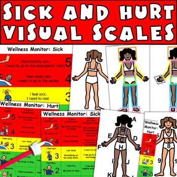 Health & Wellness Monitor: Help Communicate Sickness & Pain, Autism, Aspergers