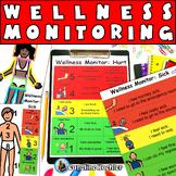 Health & Wellness Monitor: Help Communicate Sickness & Pai