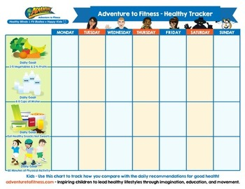 Health and Fitness Chart