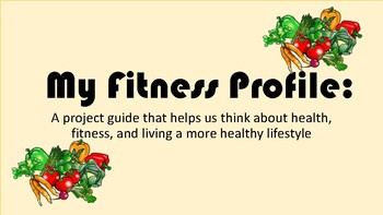 Health and Fitness Profile
