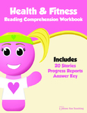 Health and Fitness Reading Comprehension Bundle