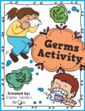 Health and Germs Activity - Special Education