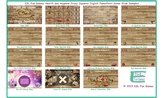 Health and Hygiene Crazy Squares Interactive English PowerPoint Game