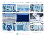 Health and Hygiene Ice Climb Interactive English Powerpoint Game