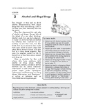 Health and Safety: Avoiding Health Hazards-Alcohol and Illegal Drugs