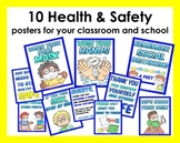 Health and Safety (COVID 19) Posters
