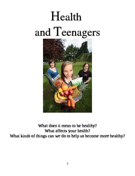 Health and Teenagers
