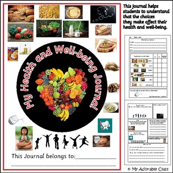 Health and Well-being Journal / Food groups and Health