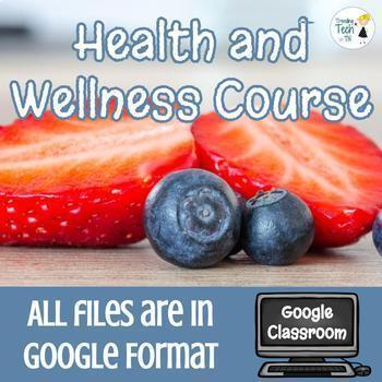 Health and Wellness Course for Google Drive - FREE Lifetime Updates!