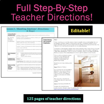 Sex Ed. Lessons for Special Needs Students: Make Teaching This Health Unit Easy!