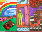 Health Lesson: Anti-Drug Posters-A Favorite Art Project Wi