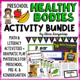 Healthy Bodies Theme Activity Pack