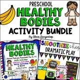 Preschool Healthy Bodies Theme Activity Pack