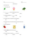 Healthy Body Quiz