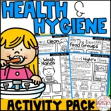 Healthy Habits-Healthy Body Reading Passages (Take Home Packet)