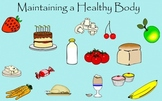 Healthy Body Smartboard Unit