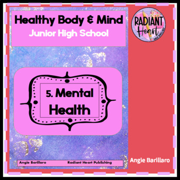 Healthy Body and Mind 5: Mental Health VCAL RESOURCES