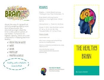 Healthy Brain Brochure