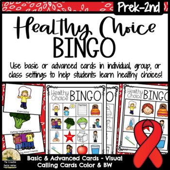 Healthy Choice Bingo