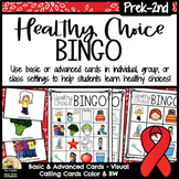 Healthy Choice Bingo