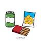 Healthy Choices Folder Game
