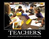 Teacher Motivational Poster