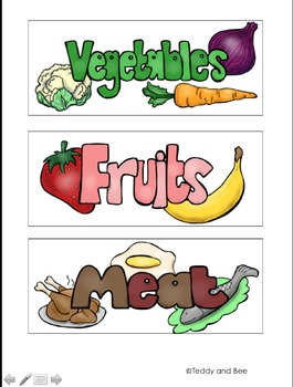 Healthy Eating Activity Kit