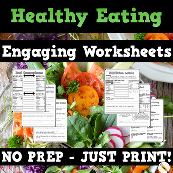 Healthy Eating Canada Nutrition Label Ingredient List