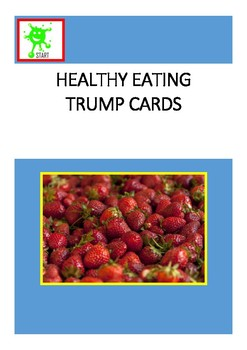 Healthy Eating Card Game