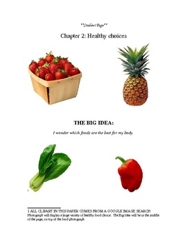 Healthy Eating Chapter