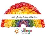 Nutrition Lesson: Eating a Rainbow