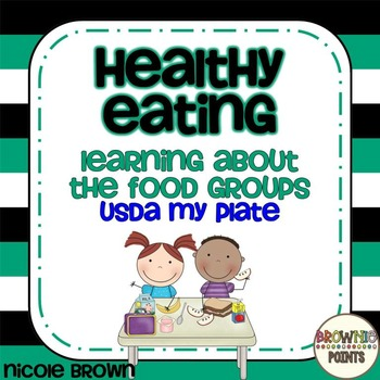 Healthy Eating and Nutrition - My Plate