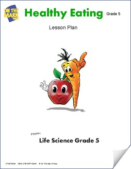 Healthy Eating Lesson Plans Grade 5