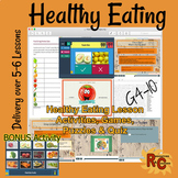 Healthy Eating Lessons (detailed teacher notes) Interactiv