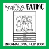 Healthy Eating & Nutrition Flip Book