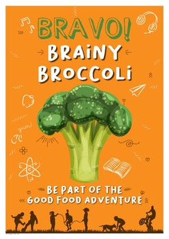 Healthy Eating Poster - Broccoli