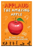 Healthy Eating Poster - Apple