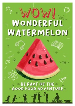 Healthy Eating Poster - Watermelon