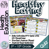 Healthy Eating Quiz