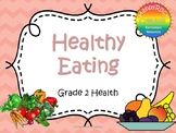 Healthy Eating Task Cards (Grade 2)