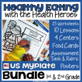 Healthy Eating Unit - US Edition BUNDLE