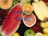 Healthy Eating Webquest