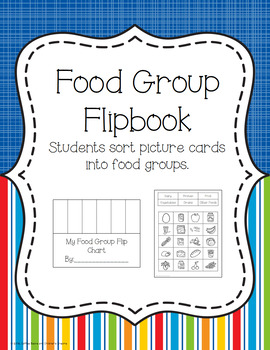 Healthy Eating and Food Groups Bundle