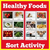Healthy Eating and Nutrition Activity