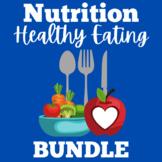 Nutrition |  Kindergarten 1st 2nd 3rd Grade | Healthy Eati