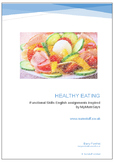 Healthy Eating for Functional Skills English