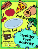 Health and Food Activity
