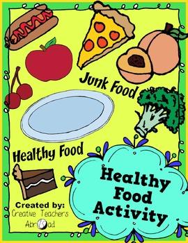 Healthy Food Activity