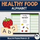 Healthy Food Alphabet